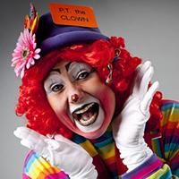 PT the Clown